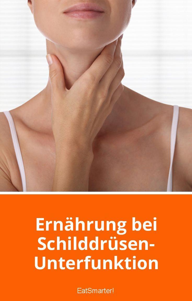 Ernährung bei Schilddrüsen-Unterfunktion - Ernährung bei..