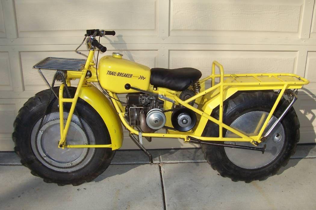 1969 Rokon TrailBreaker for sale! Unique! Bike
