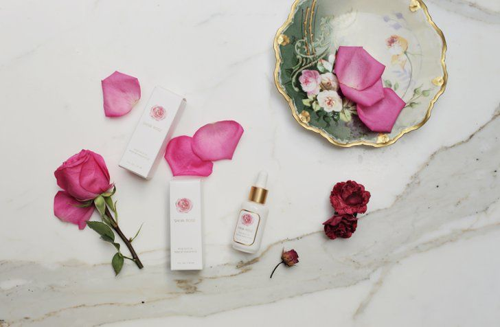 Pin for Later: 10 Favorite Things: Andrea Stanford of Hunters Alley Shiva Rose Face Oil