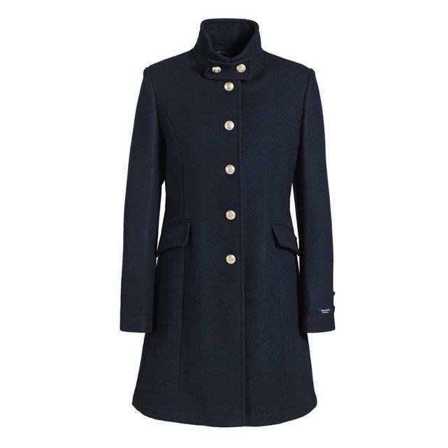 Manteau Femme laine impermeable Made in France DALMARD MARINE Brighton  DALMARD MARINE   prix, avis 0fd2af2f8d4