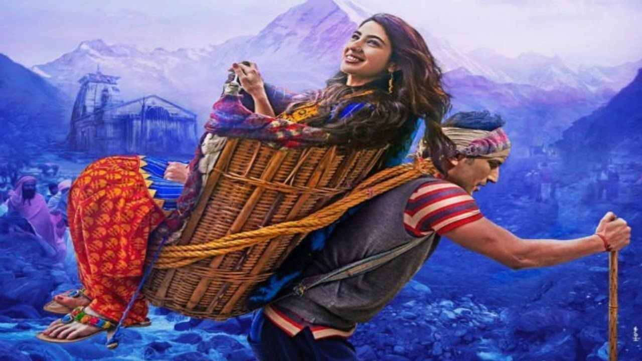KEDARNATH New Trailer Sushant singh, New hindi movie