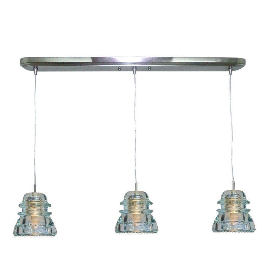 Ceiling Light VINTAGE 1920\'s-60\'s Rustic Industrial Lighting Glass ...