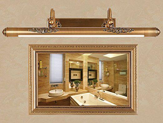 Amerikanische Spiegellampe Led Continental Spiegel Vorne Licht