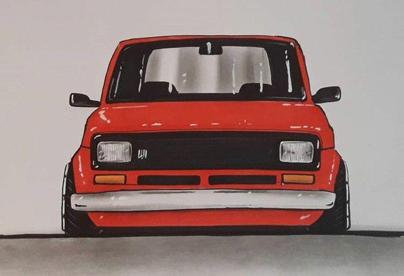 Fiat 147 Brio Carros E Caminhoes Carros Carros Antigos