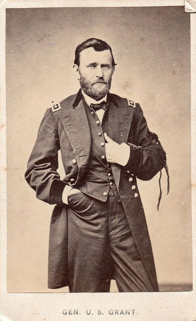 Pictures Of Ulysses S Grant In Color