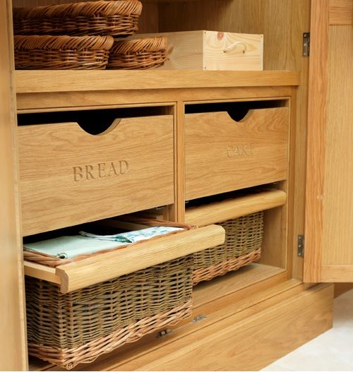 Bread Storage Bread Storage Kitchen Basket Storage Corner Pantry
