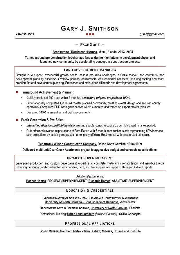 make good resume examples