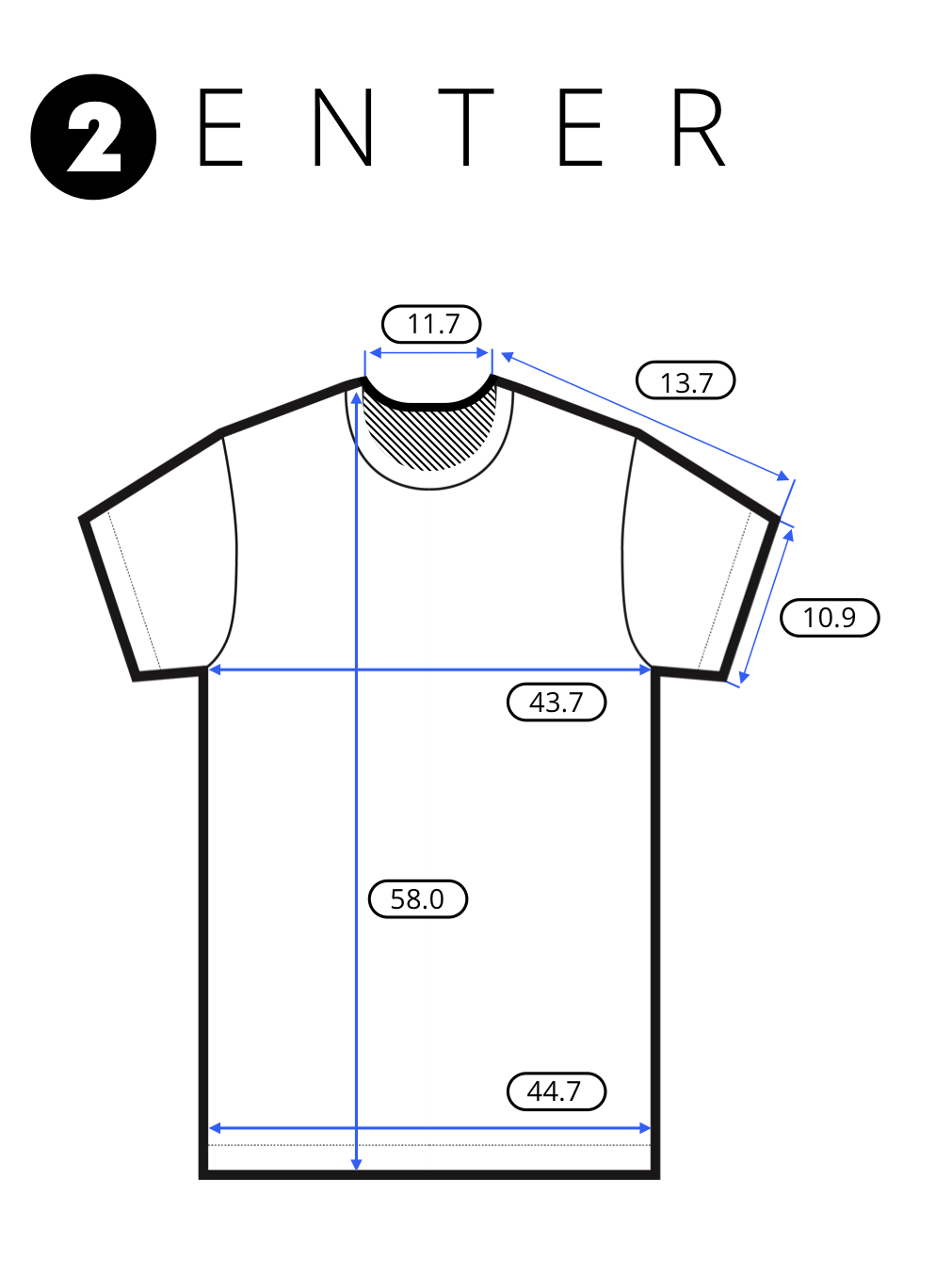 awesome new website to help with taking clothing measurements for ebay etsy etc  [ 1011 x 1355 Pixel ]
