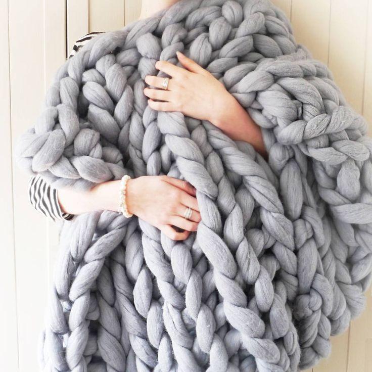 chunky blankets,chunky blanket,blankets,soft,like, Hand