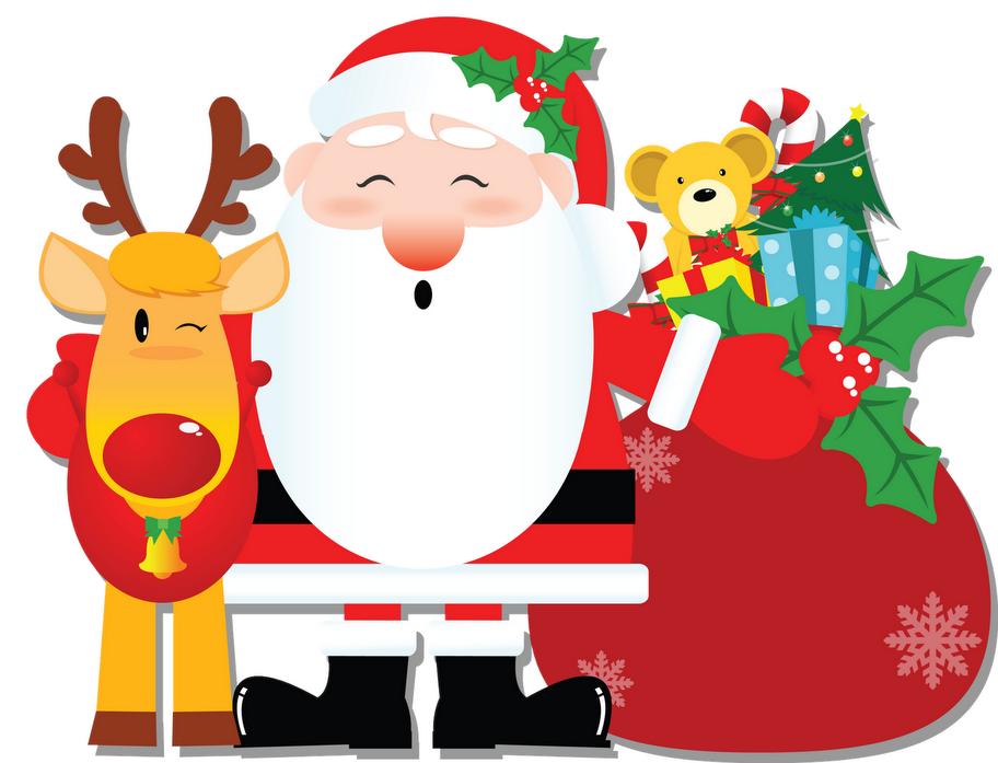 Fotos De Dibujos De Navidad Con Color Regalos Populares De Navidad