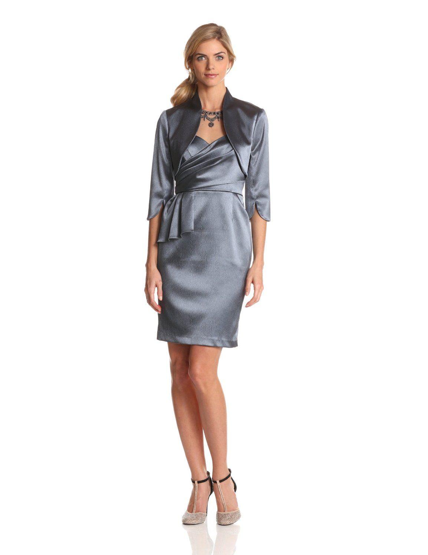 Adrianna Papell Women's Draped Crepe Jacket Dress           ($89.38) http://www.amazon.com/exec/obidos/ASIN/B00A4CH7I2/hpb2-20/ASIN/B00A4CH7I2