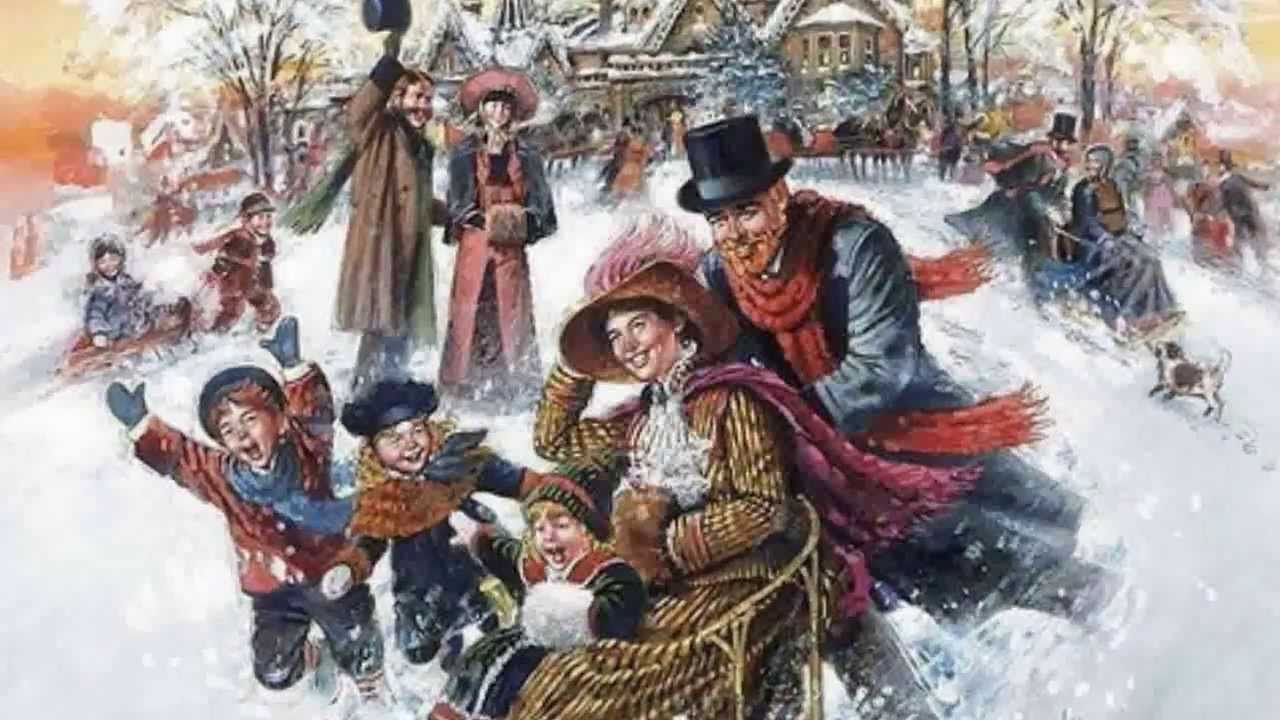 We Need A Little Christmas * Johnny Mathis * (HD) The