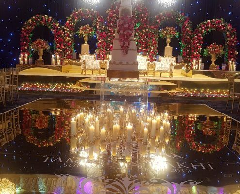 Our Mirror dance floors are perhaps the icing on the cake (as they ...