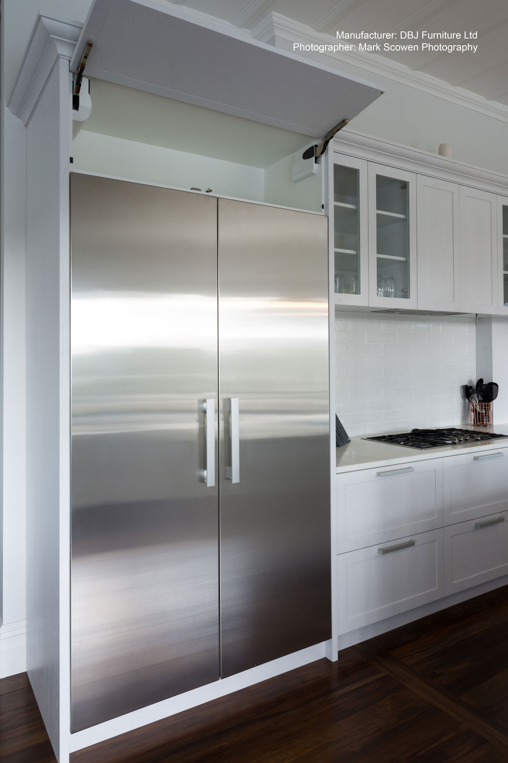 Clever Overhead Cabinet In 2020 Buy Kitchen Cabinets Above Kitchen Cabinets White Shaker Kitchen