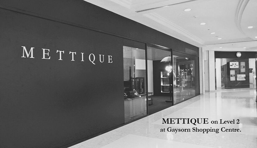 Mettique Temporary Shop Is Now Located On The 2nd Floor At Gaysorn Shopping Centre Next To Leica Boutique We Will Be Here Until Our Mettiqueboutique Open