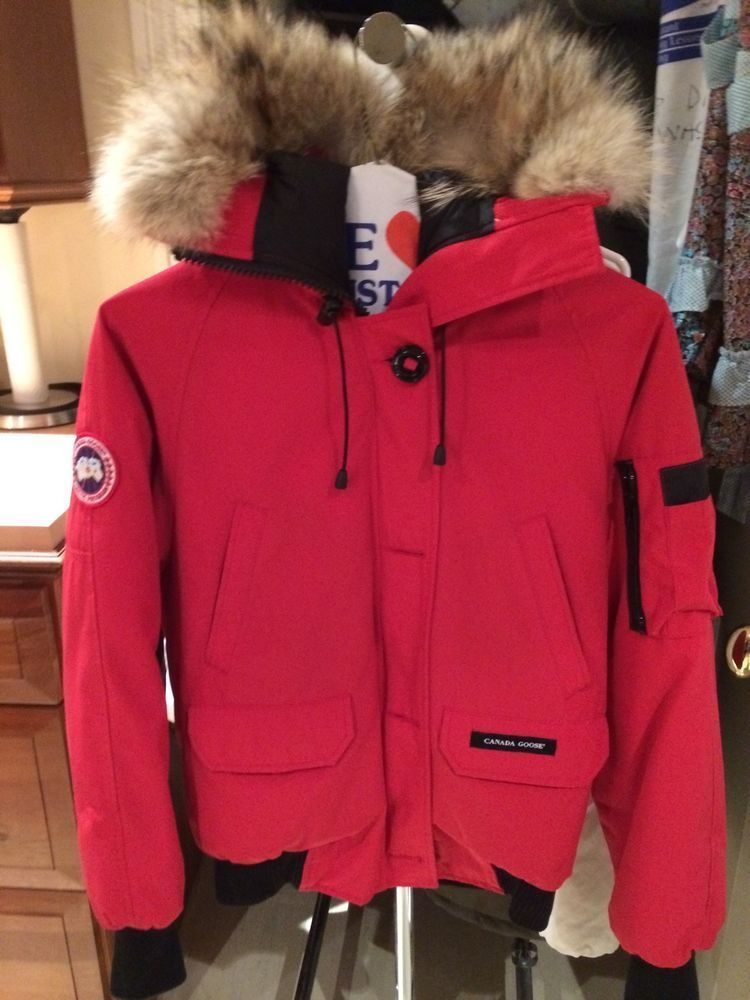 16f82a598c4 Canada Goose Chilliwack Bomber Jacket Size M #CanadaGoose #Puffer ...