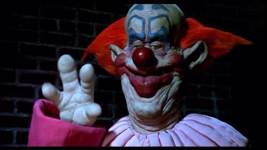 Killer klown from outer space