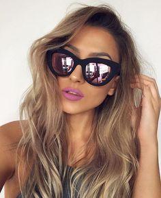 This sunkissed hair has us dreaming of summer credit @zoranaandacic