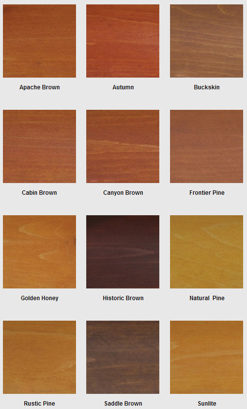 Beautiful Weatherseal Colors Wood Stain Color Chart Deck Stain Colors Stain Colors