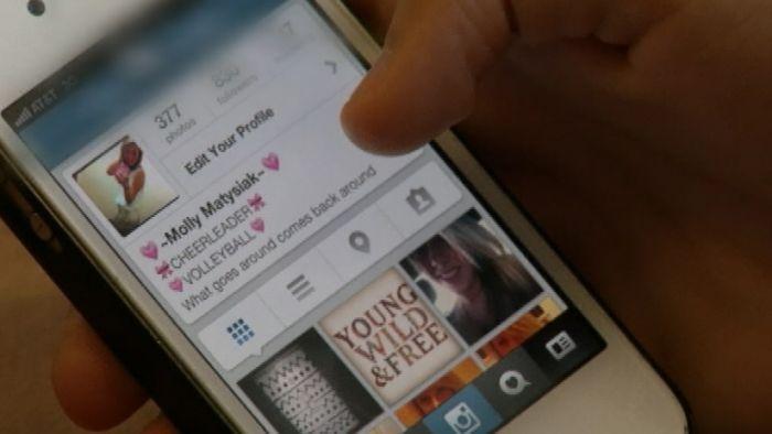 Social media warning forparents