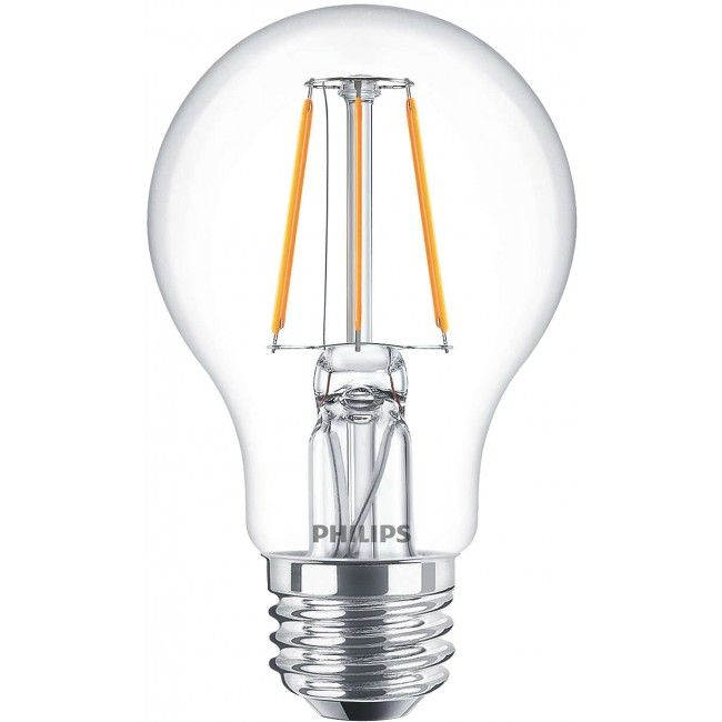 philips classic ledbulb 4 40w 827 e27 clear philips led. Black Bedroom Furniture Sets. Home Design Ideas