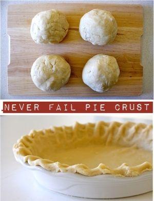 Never Fail Pie Crust by MommaJones