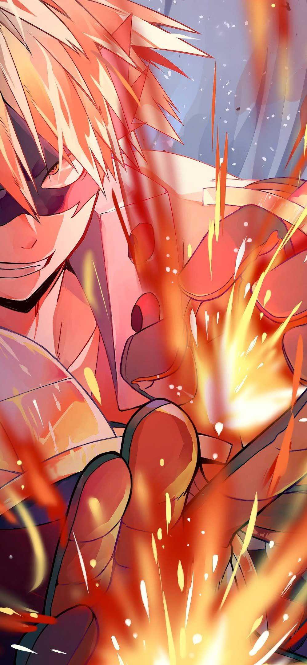 Katsuki Bakugou My Hero Academic K O Iphone Pro Ma Wallpaper Hero Wallpaper Anime Wallpaper Anime Wallpaper Iphone