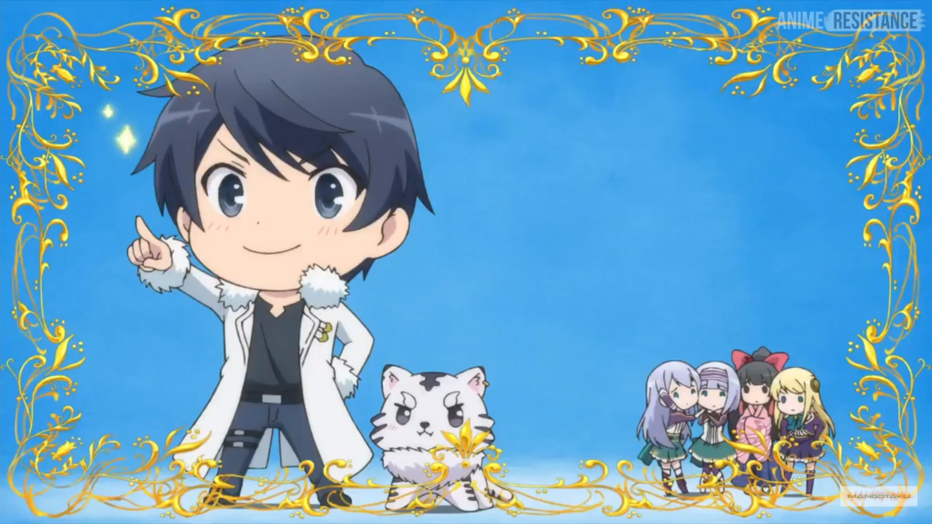 Isekai wa Smartphone   Anime HD   Smartphone, Anime, Manga