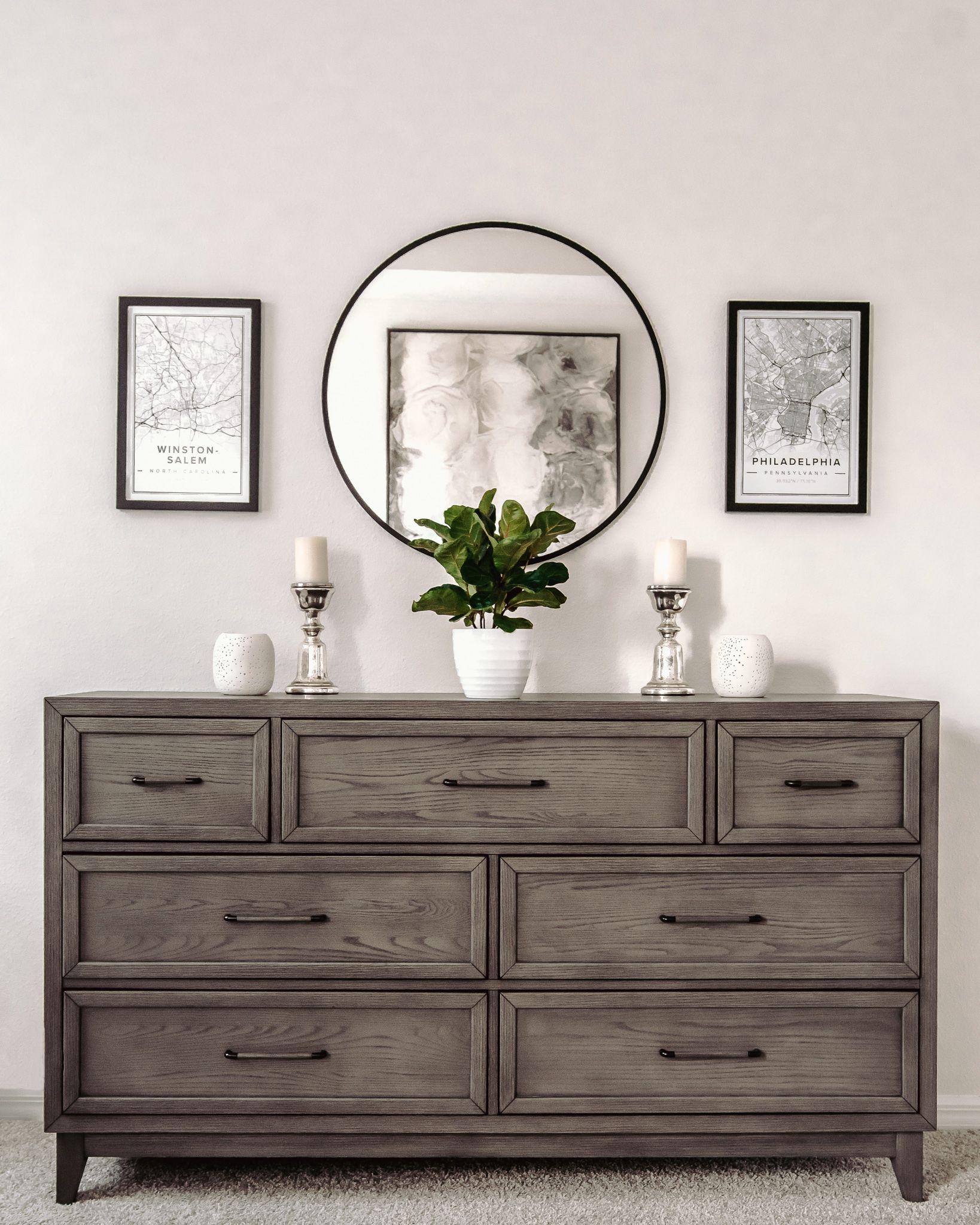 Neutral Master Bedroom Dresser Decor Dresser Decor Bedroom Dresser Decor Master Bedroom Dresser Decor [ 2048 x 1638 Pixel ]