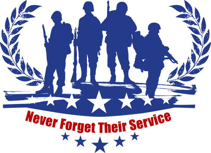 Memorial Day Clip Art | Free Memorial Day 2014 Black And White Banner Clip  Art: Never Forget .