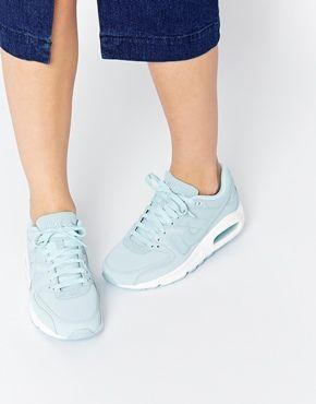 new arrival 3ff95 a6379 Nike - Air Max Command - Baskets - Bleu glacier