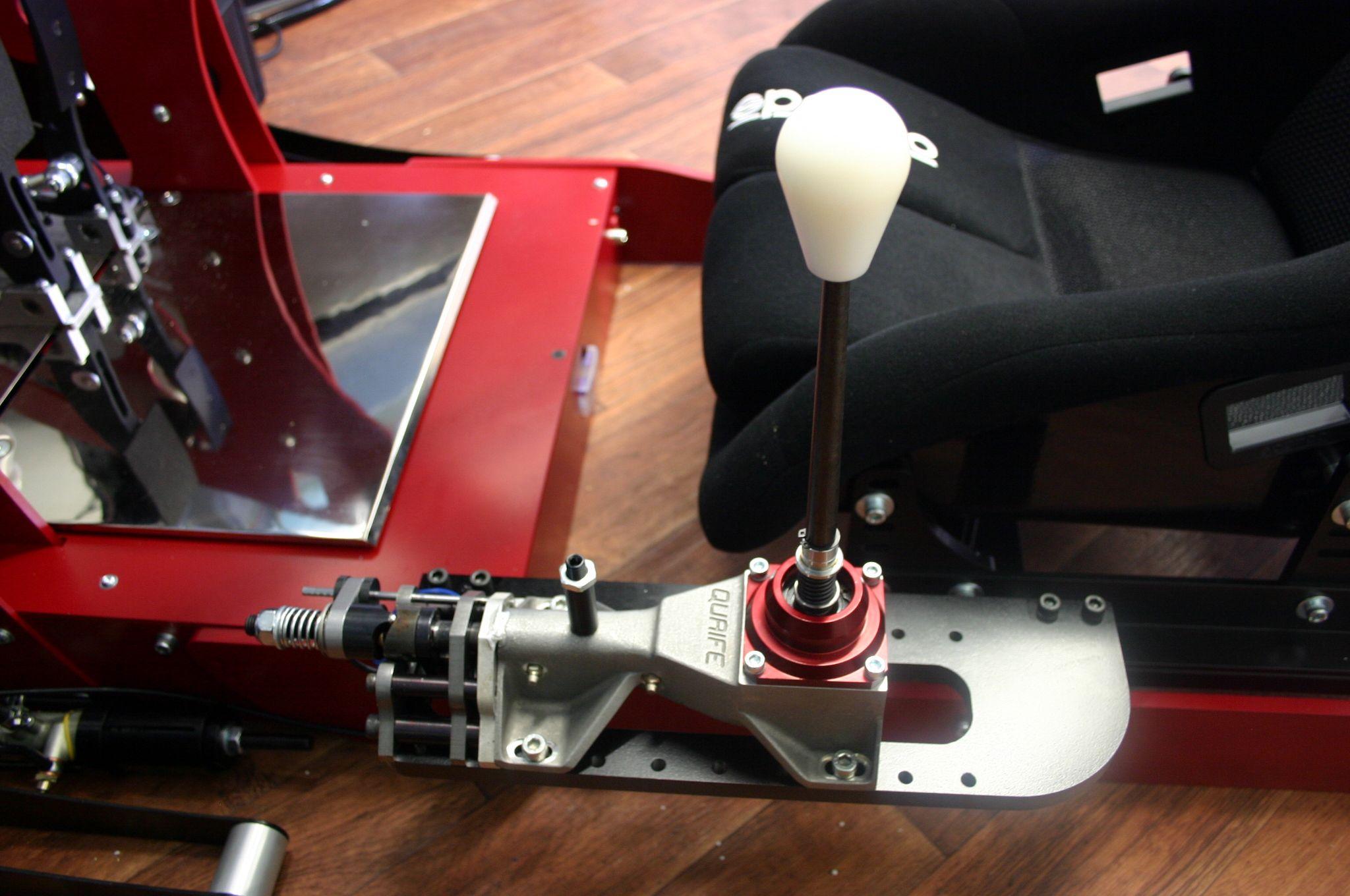 H Pattern Shifter | Sim Controls | Racing simulator, Sims