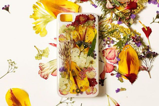Ditch the Vase: 23 Creatives Ways to Use Fresh Flowers via Brit + Co.