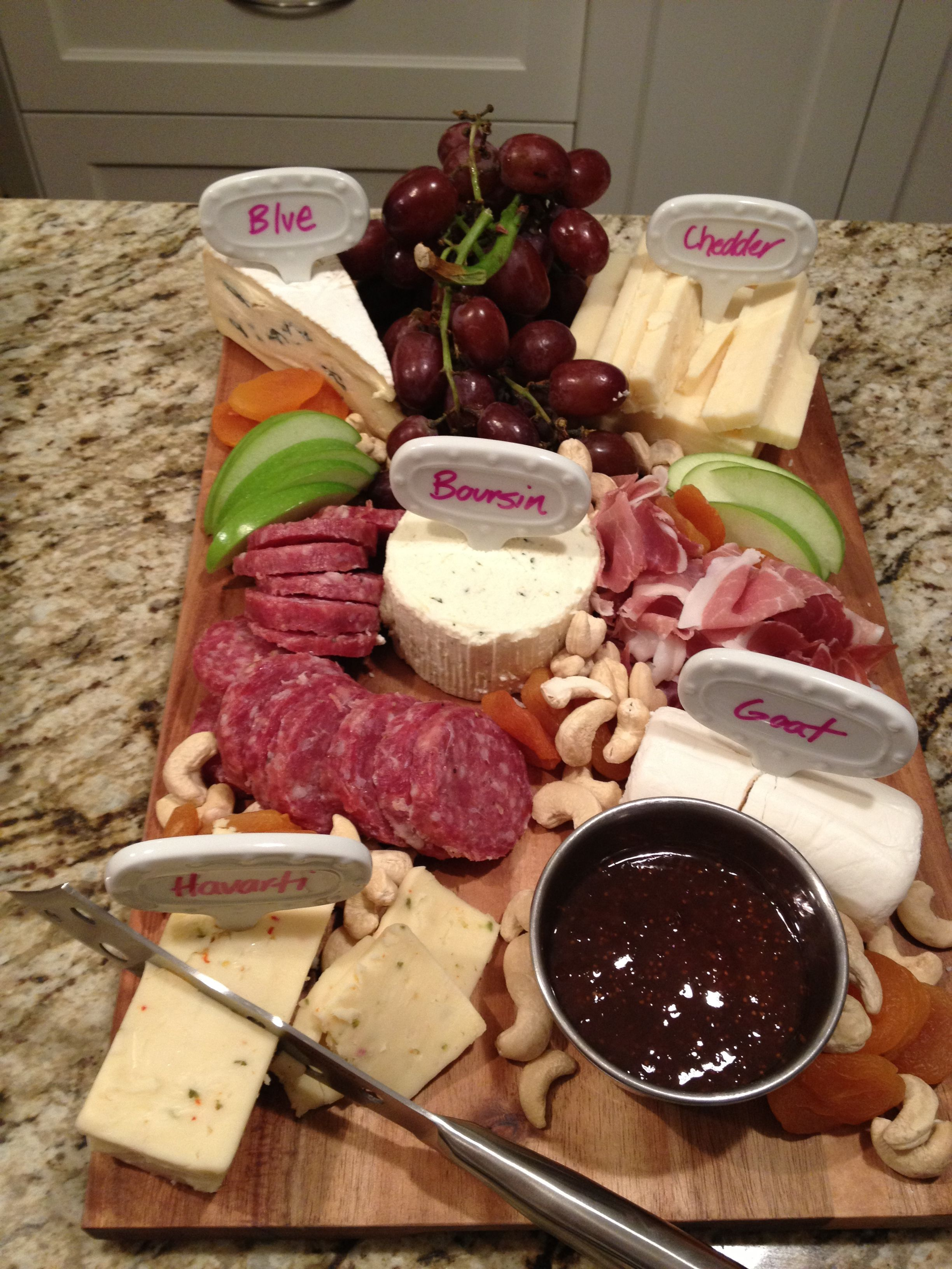 Cheese Plate Charcuterie And Cheese Board Cheese Plate Food