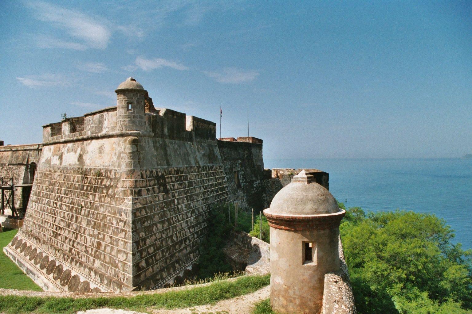 Castillo de los tres Santos Reyes del Morro, Cuba