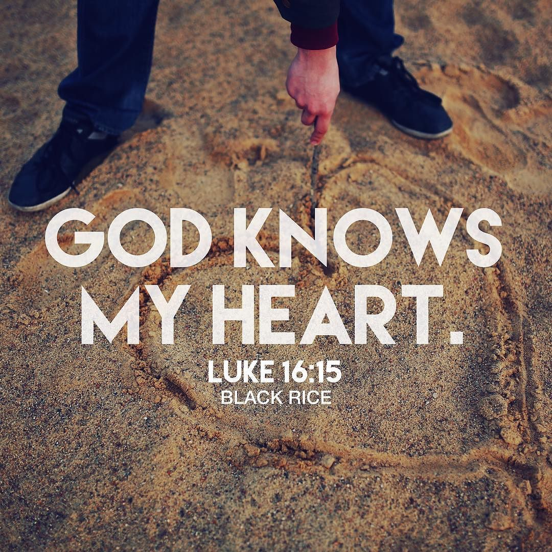 But GOD knoweth your hearts: for that which is highly esteemed amongst men is abomination in the sight of GOD. Luke 16:15 Have a blessed day. #Jesus #REGARDLESS #blckrc #morning #BibleStudy #Christ #King #blessed #night #prayers #Matthew #quotes #HolySpirit #LOVE #friends #church #Agape #everyone #God #purpose #hope #help #die #daily #Africa #diaspora #BestOfOver #Ethiopia #Jamaica #iLoveWPB