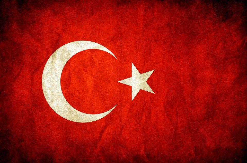 Türkisch Flagge