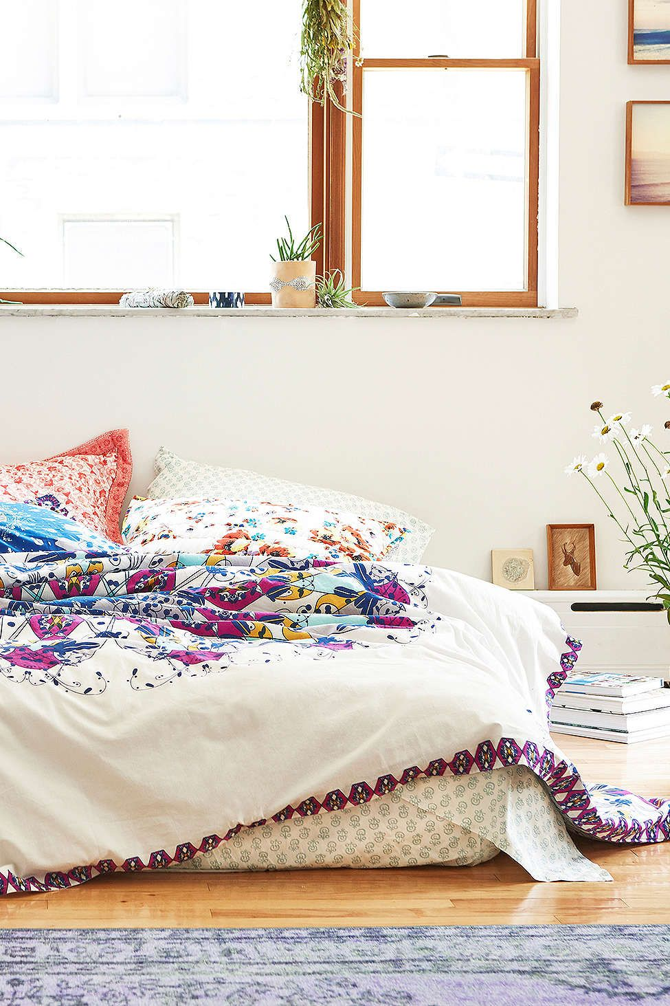 Magical Thinking Luna Medallion Duvet Cover - Urban Outfitters #UOonCampus