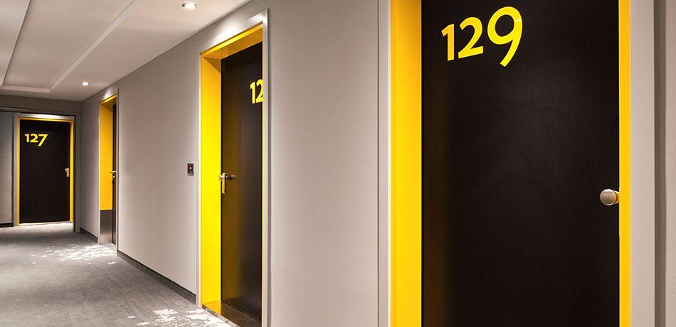 GALERIA / Hotele Puro - Wrocław, Kraków, Poznań  Design: Corridor  Pinterest  계단