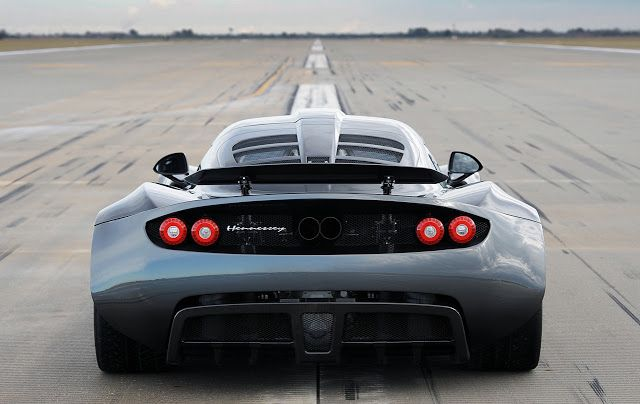 Hennessey Venom Gt The Fastest Production Car In The World