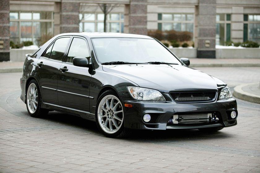 2004 Lexus IS 300 08