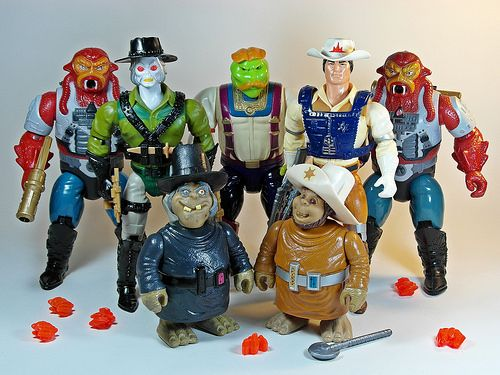 Kids Toys Action Figure: BraveStarr Action Figure Series