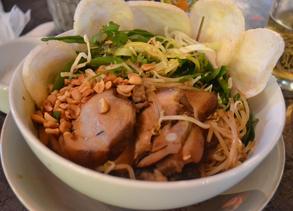 Some Of The Favourite Vietnamese Food And Popular Eating In