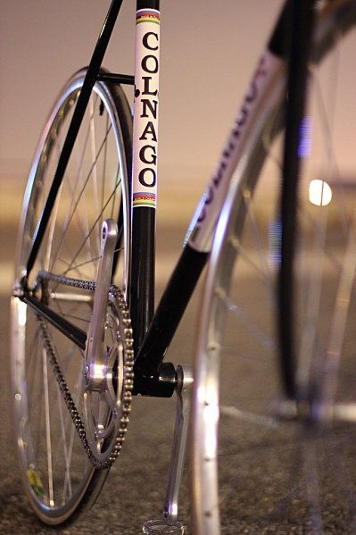 "BICYCLE 27/"" STEEL FORK THREADED 1/"" OR 1-1//8/"" ROAD TRACK FIXIE CYCLING BIKES"