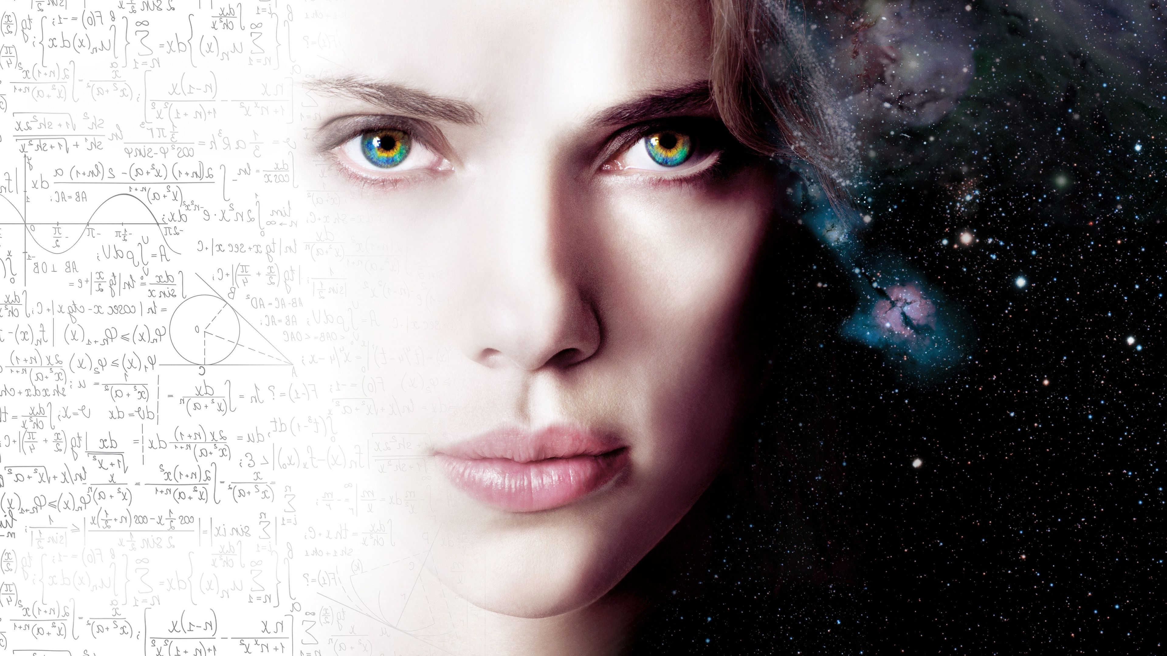 Scarlett Johansson As Lucy Wallpaper Lucy movie