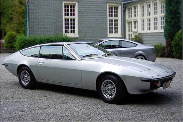 #Bitter #CD , Die spannendsten Autos der 70er