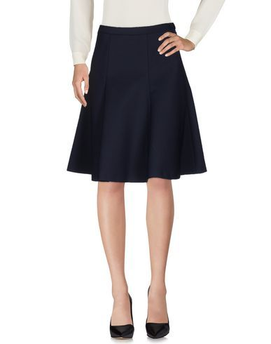 SKIRTS - Knee length skirts Weili Zheng Clearance Low Cost Big Discount Cheap Price 100% Guaranteed mMxwZ