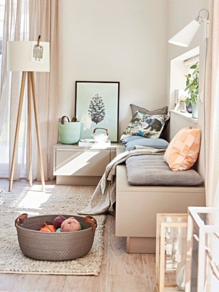 Dieses Wohnzimmer Ist Der Perfekte Ruckzugsort Living Room Wall Designs Living Room Carpet Rugs In Living Room