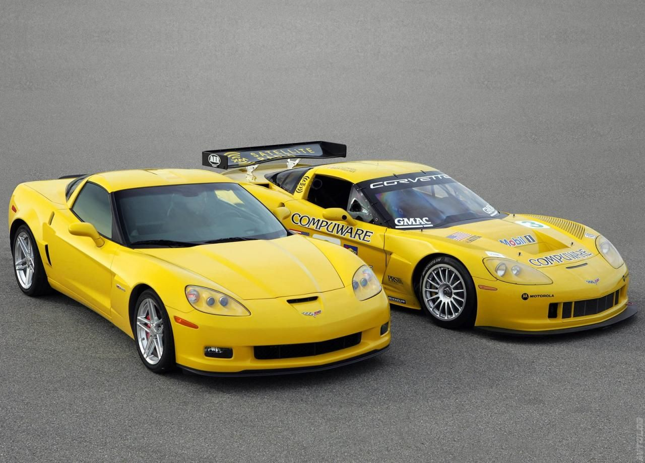 2006 Chevrolet Corvette Z06 2005 chevrolet corvette