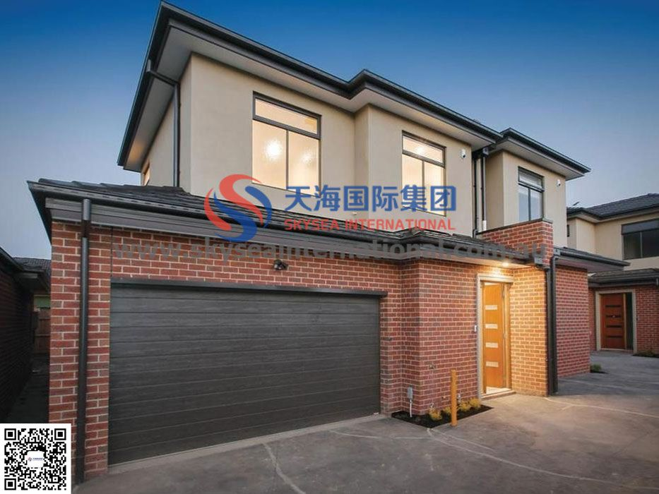 Mont Albert Townhouse Apartments Residential Land Double Garage